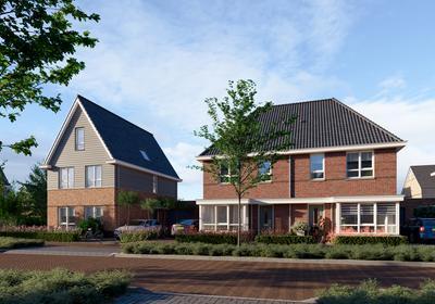 Bouwnummer in Zoetermeer 2718 PR