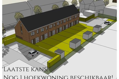 Jan Linsestraat 0 | Hoekwoning in Ede 6717