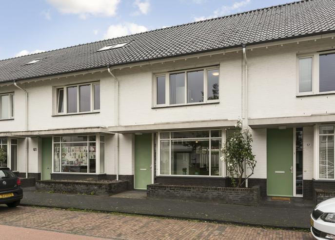 Koolhovenlaan 59 in Tilburg 5036 TL