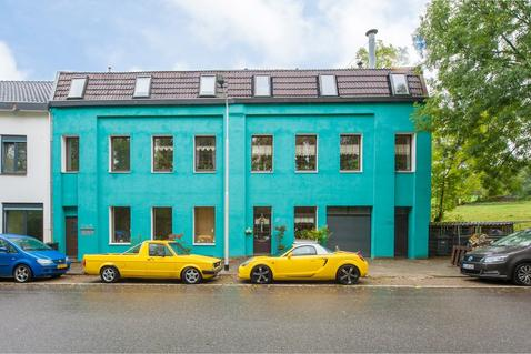 Grensstraat 23, 23A, 25, 25A in Kerkrade 6464 EM