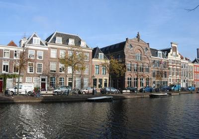 Oude Singel 54 in Leiden 2312 RB