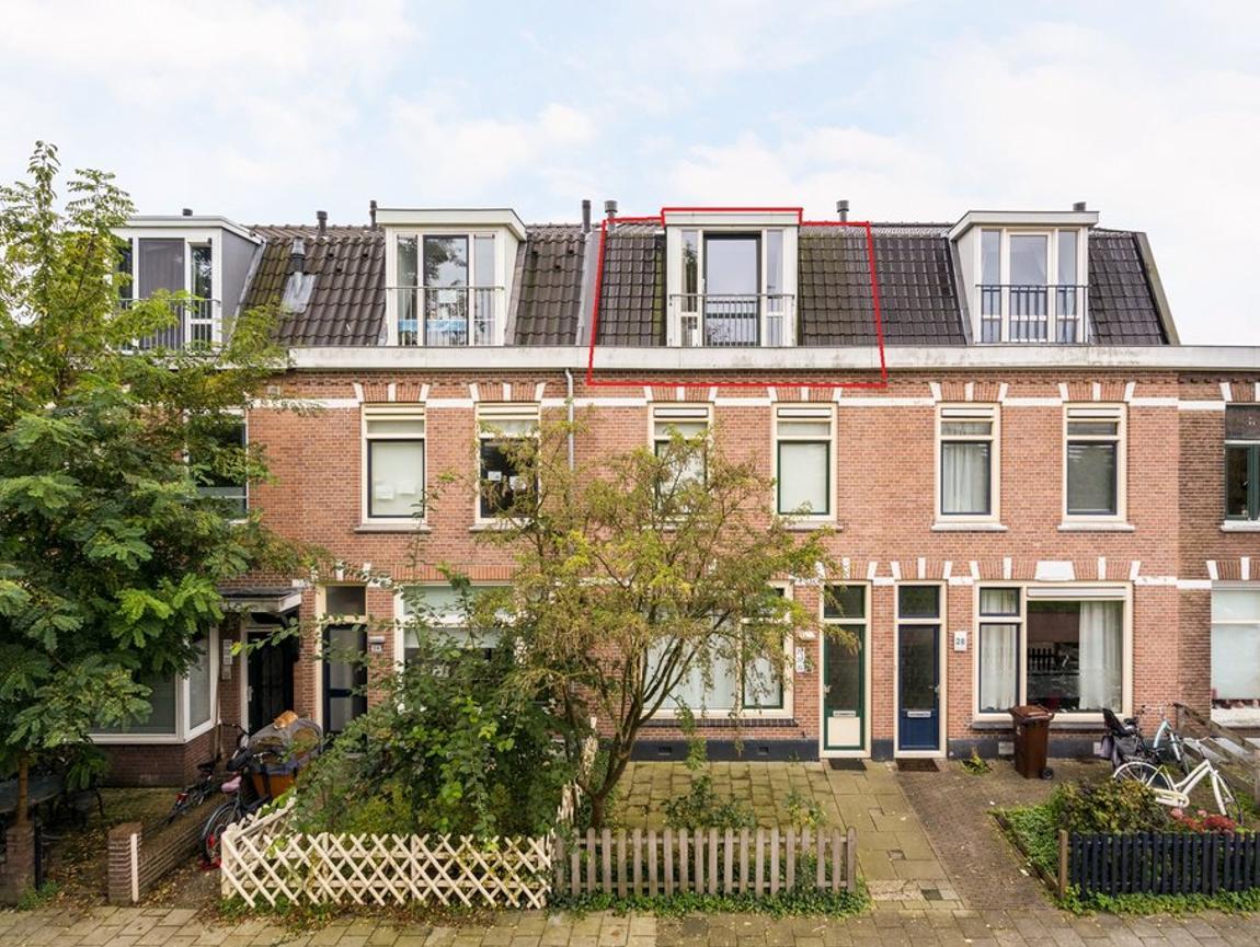 Cremerstraat 26 B in Utrecht 3532 BE