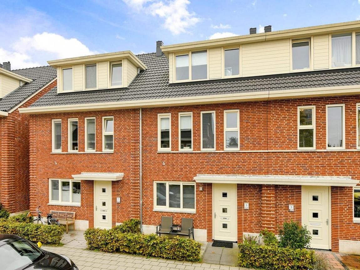 De Catoenboom 5 in Amstelveen 1181 NV