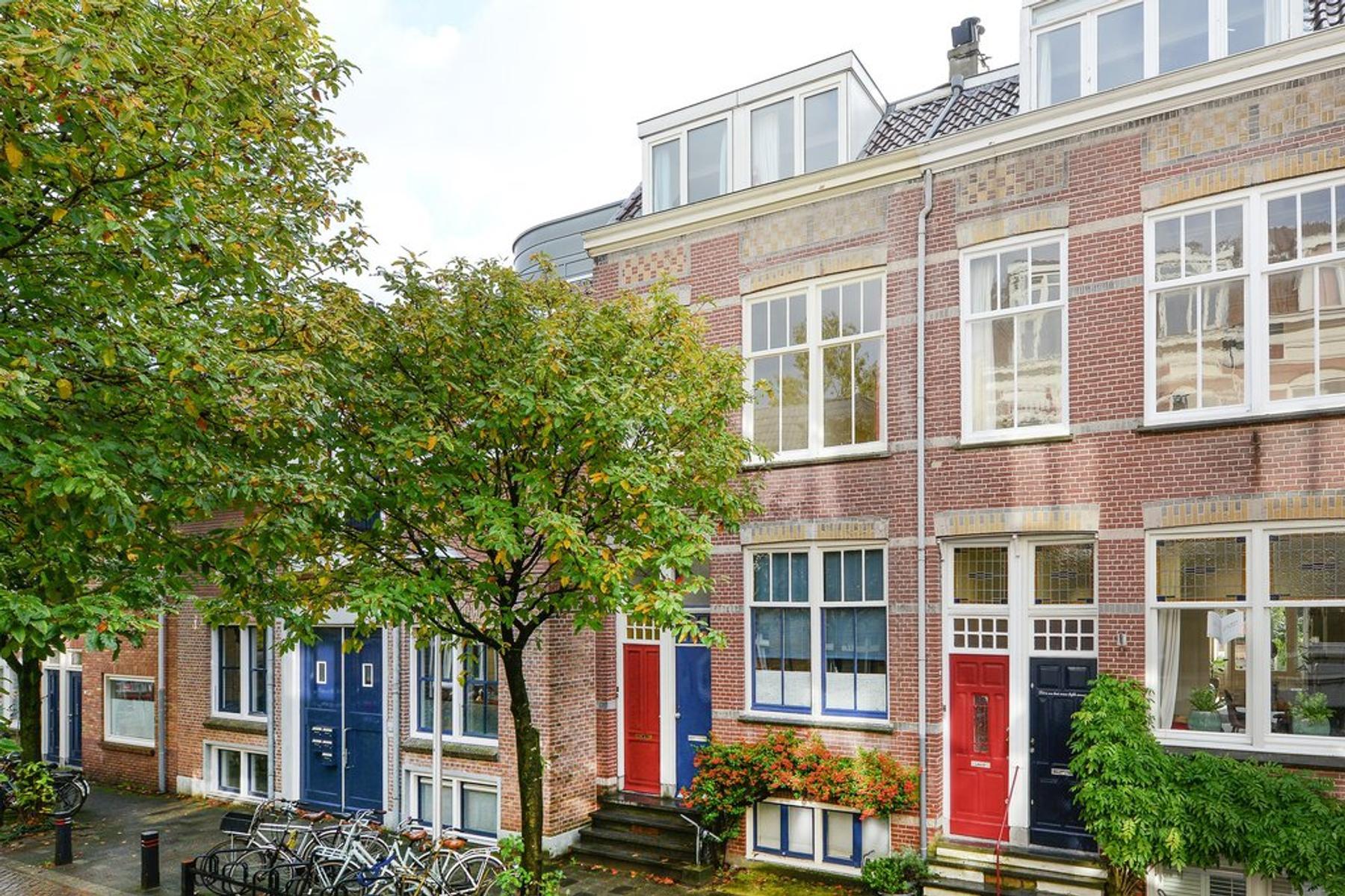 M.A. De Ruyterstraat 11 Bis in Utrecht 3572 XM