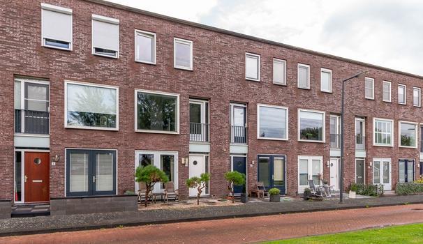 Paul Schuitemastraat 8 in Rotterdam 3059 PK