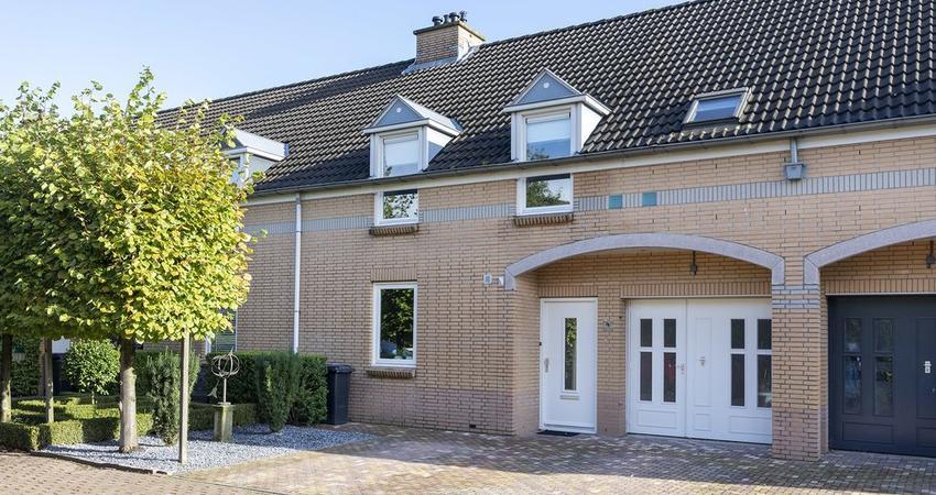 Turfhuis 4 in Etten-Leur 4873 DM