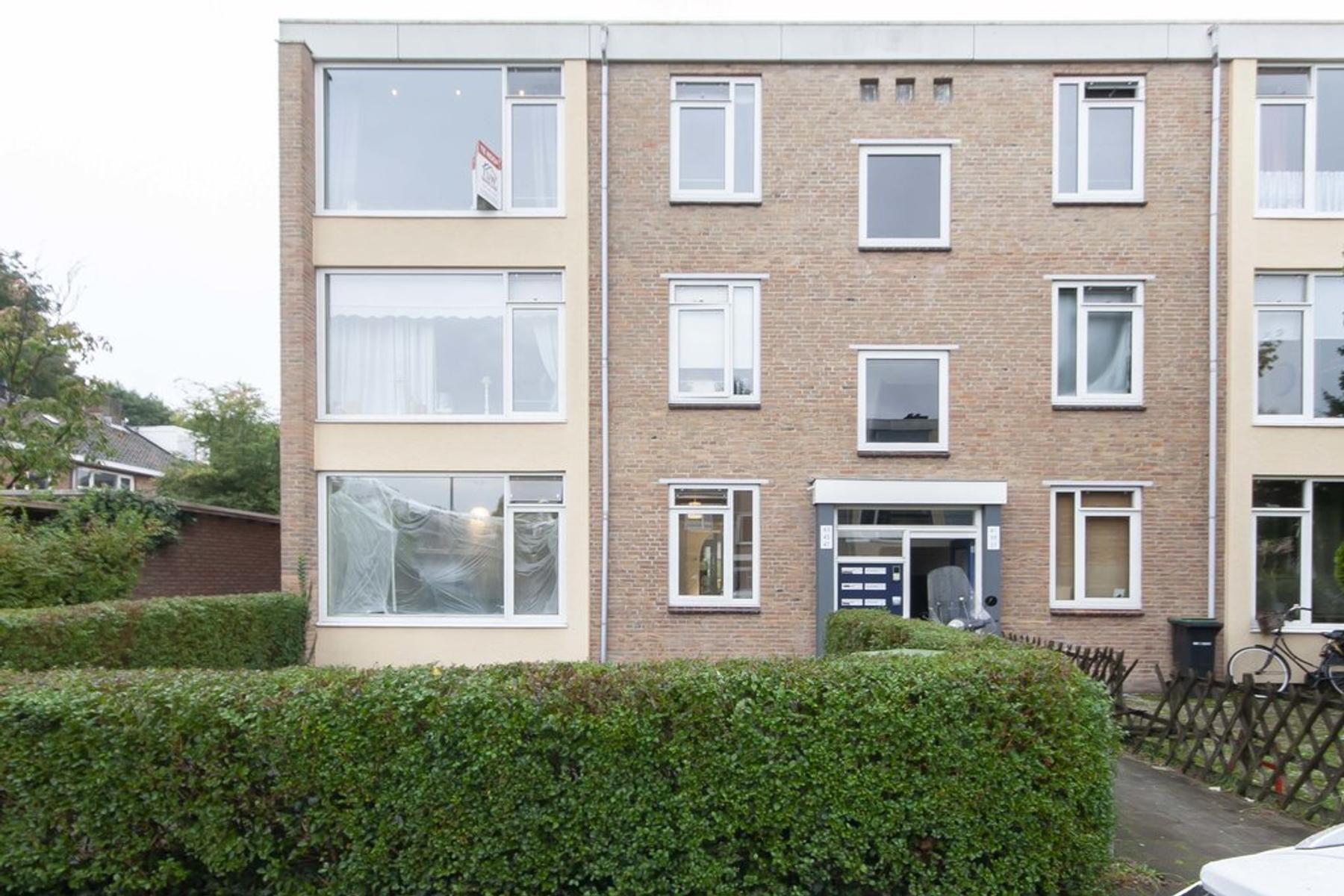 Willem De Rijkestraat 43 in Dordrecht 3314 NV