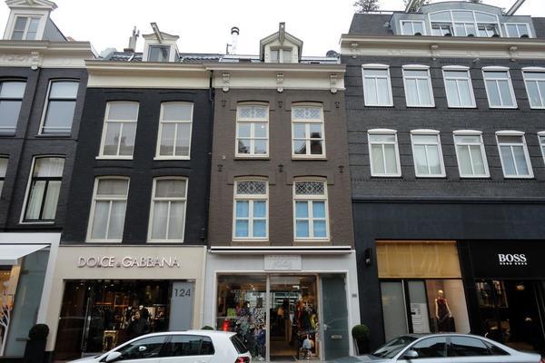 Pieter Cornelisz. Hooftstraat 122 I in Amsterdam 1071 CD