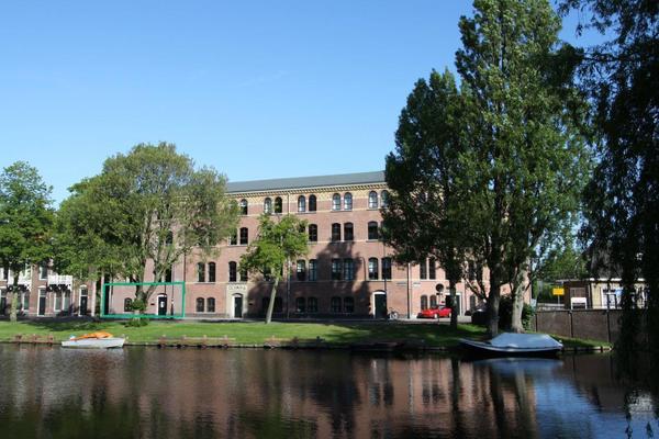 Kinderhuissingel 6 -K in Haarlem 2013 AS