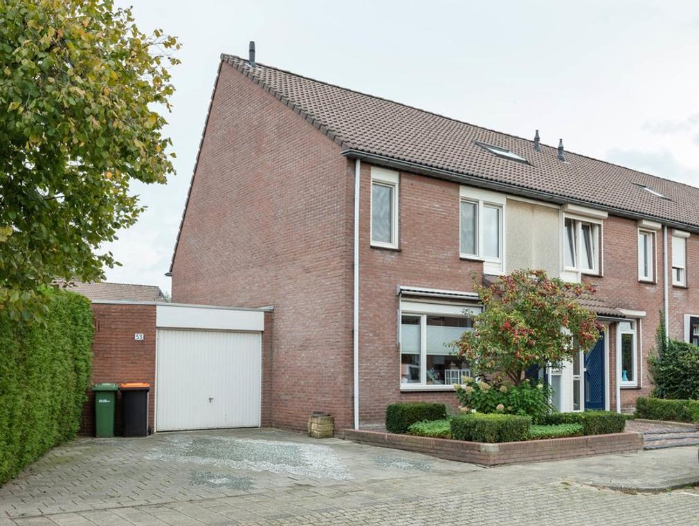 Eduard Verkadestraat 53 in Hengelo 7558 TJ