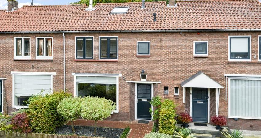 C. Evertsenstraat 33 in Hilversum 1215 LJ