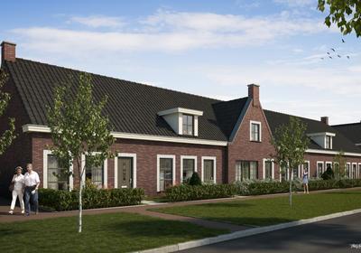 Bouwnummer in Kampen 8266 TV