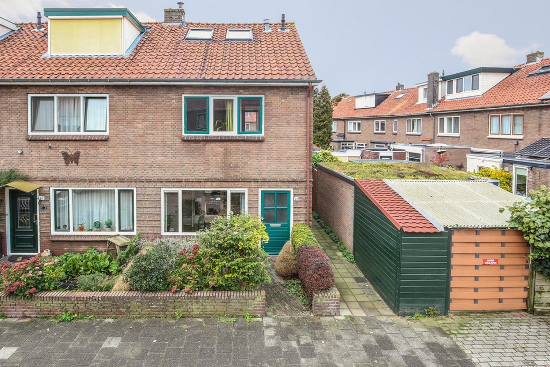 Cartesiusstraat 49 in Deventer 7412 EN