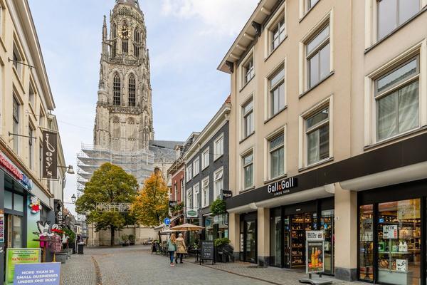 Torenstraat 12 A in Breda 4811 XX