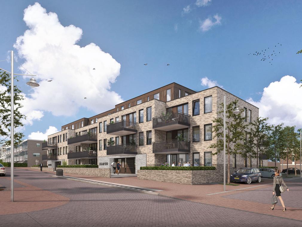 Bouwnummer (Bouwnummer 4) in Zwanenburg 1161 CR