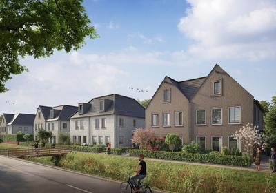 Halfvrijstaande Villa'S Spieringweg in Vijfhuizen 2141 EB