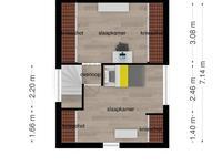 Rucphensestraat 31 in St. Willebrord 4711 JJ