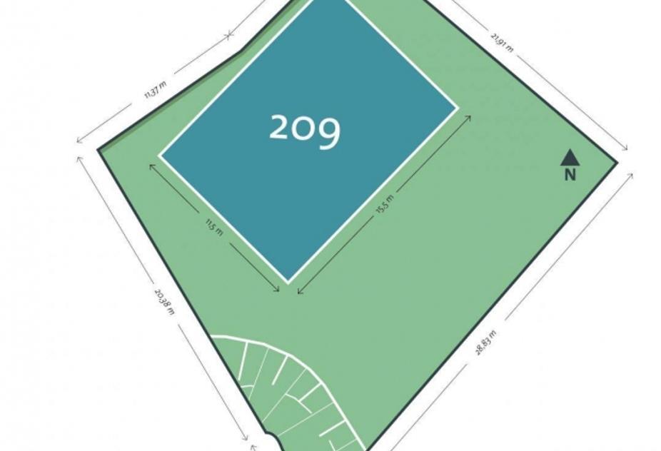 Bouwnummer (Bouwnummer 209) in Arnhem 6842