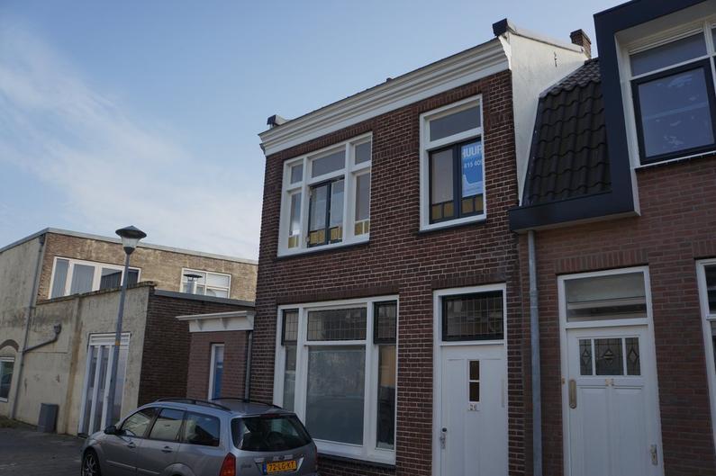 Cornelis Evertsenstraat 26 in Den Helder 1782 PZ