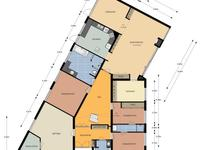 Lijsterstraat 12 in Haastrecht 2851 VT
