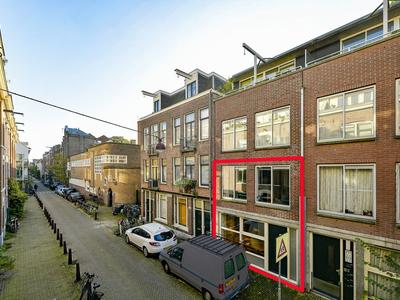 Anjeliersstraat 171 A in Amsterdam 1015 NG