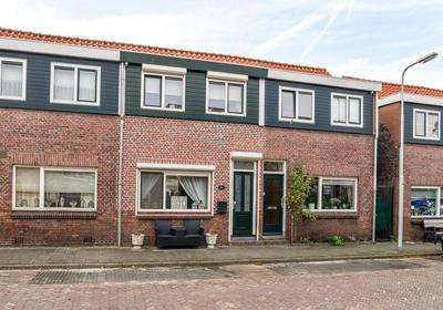 Nobelstraat 5 in IJmuiden 1972 RS