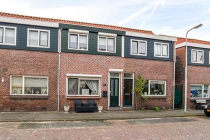 Nobelstraat 5 in IJmuiden 1972 RS