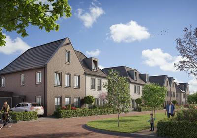 De Halfvrijstaande Villa'S in Vijfhuizen 2141 EB