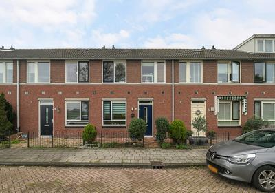 Margaret Mitchellstraat 58 in Spijkenisse 3207 MT