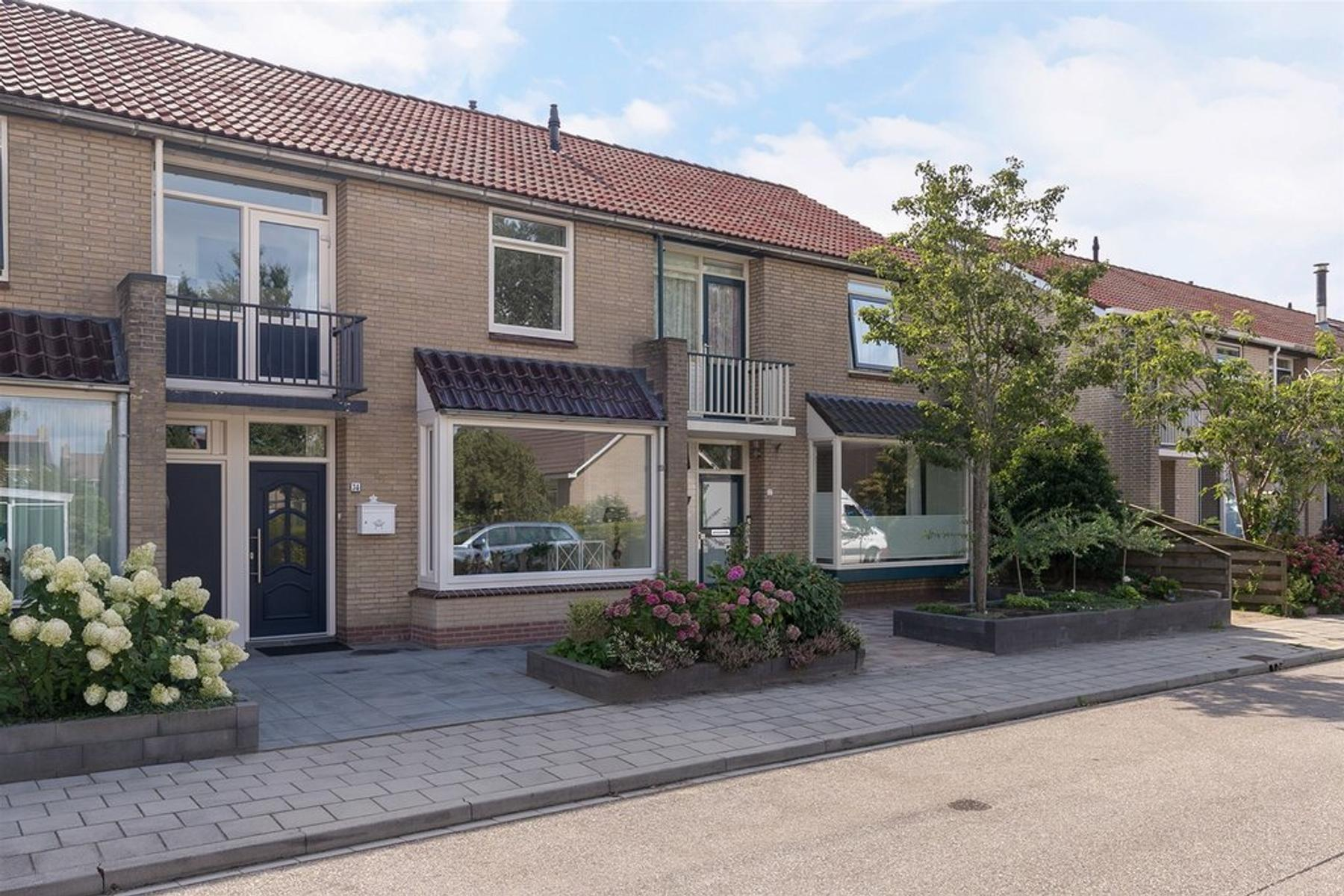 Scholeksterstraat 34 in Heerenveen