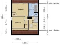 Koarteloane 28 in Kollumerzwaag 9298 RG