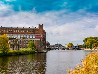Hendrik Figeeweg 3 G20 in Haarlem 2031 BJ