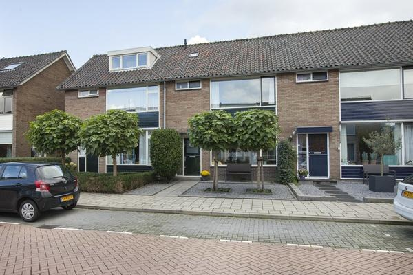 Jan Luykenstraat 5 in Waddinxveen 2741 AZ