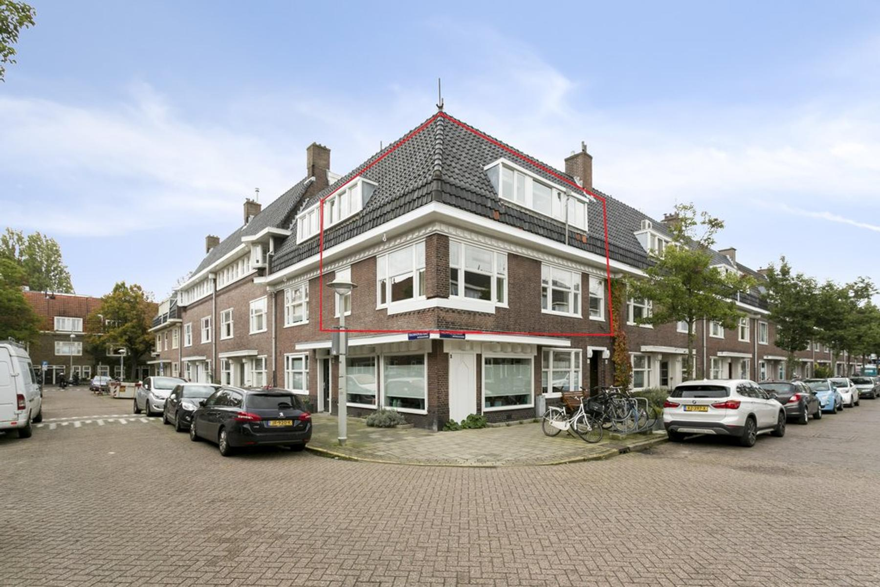 Helmholtzstraat 1 A in Amsterdam 1098 LC