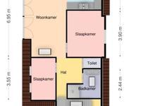 Weimarstraat 345 B in 'S-Gravenhage 2562 HK
