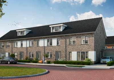 Bouwnummer in Didam 6942 GH