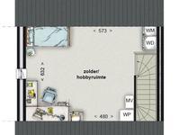De Gebrande Hoef Type A 2-Onder-Een-Kap in Moerstraten 4727 SV