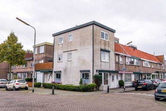 Berkenstraat 1 in IJmuiden 1971 KE