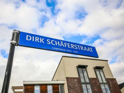 Dirk Schaferstraat 1 in Deventer 7425 HJ