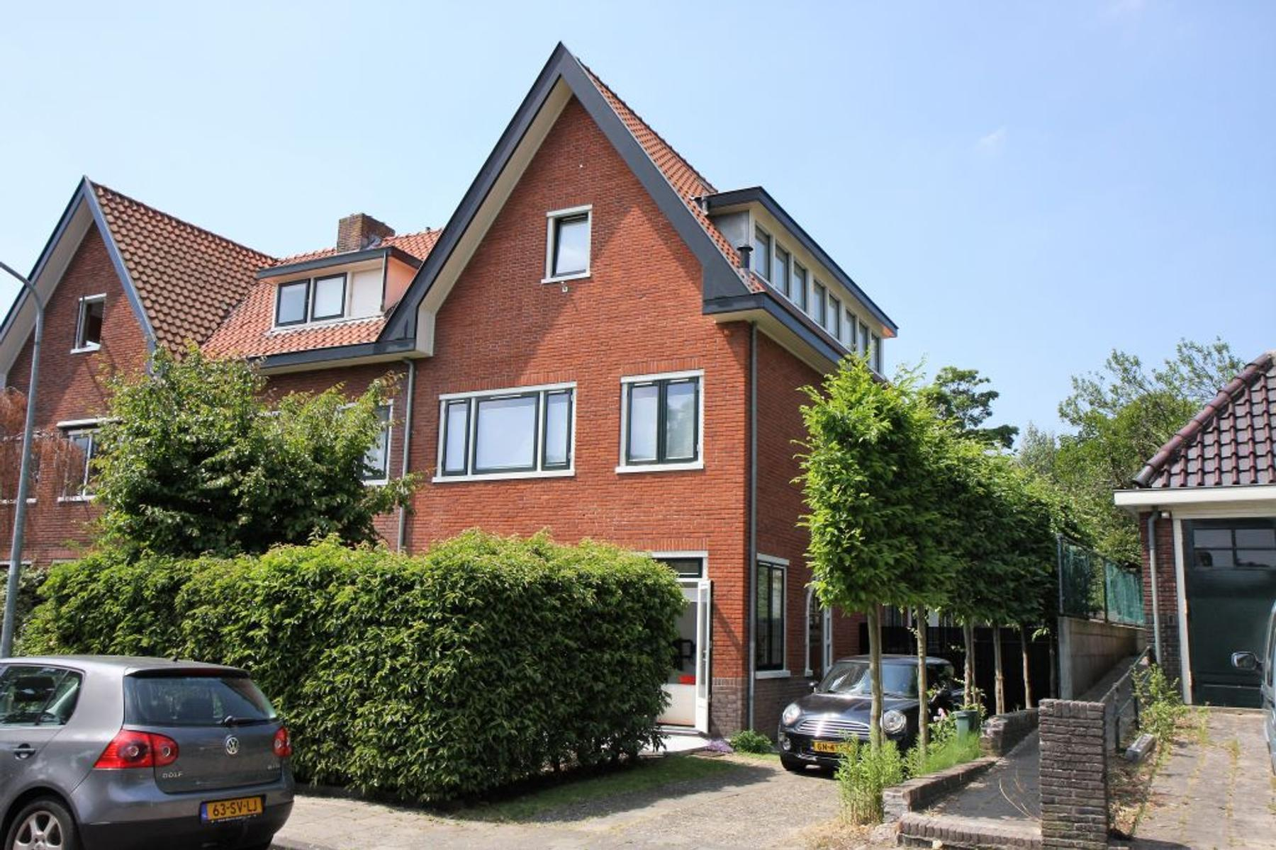 Jan Willem Frisolaan 2 in Overveen 2051 HG