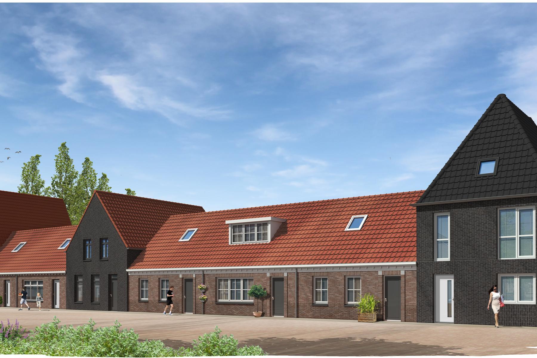 Oosterstraat Kavel (Bouwnummer 1) in Coevorden 7741 JP