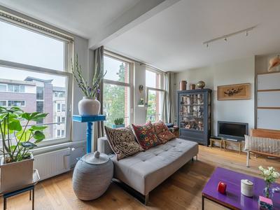 Eerste Van Swindenstraat 32 -Iii+Iv in Amsterdam 1093 GE