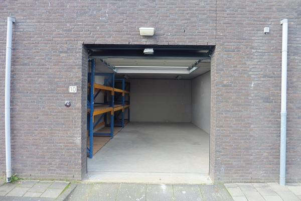 Wouwermanstraat 10 in Maassluis 3141 GL