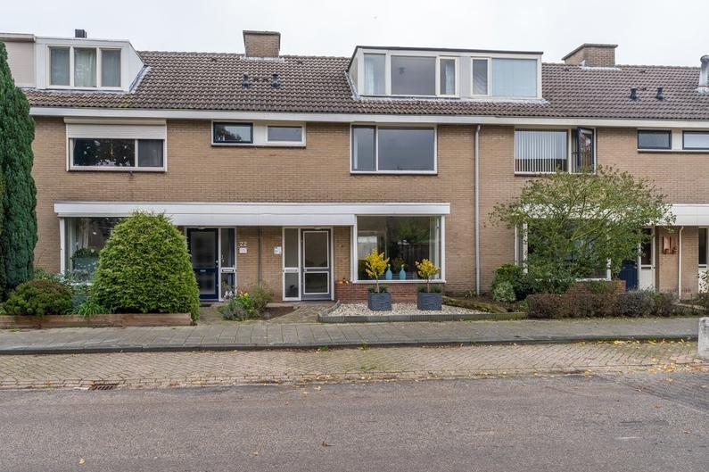 Luzacstraat 24 in Oss 5344 KS