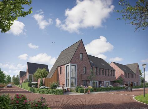Bouwnummer in Schoonhoven 2872 AA