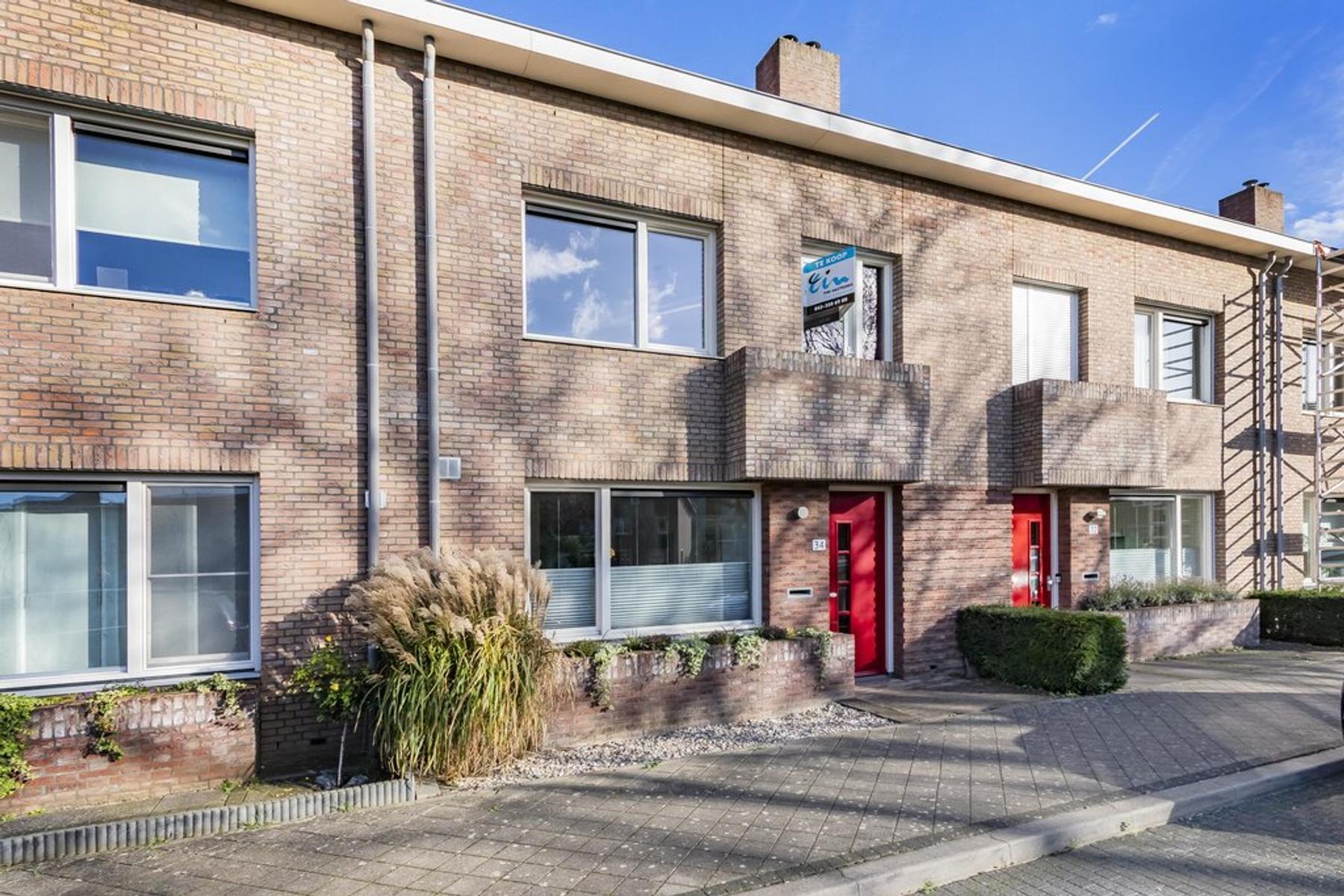 Monseigneur Poelsplein 34 in Maastricht 6221 ST