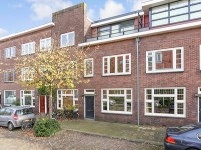 Jacob Van Ruisdaelstraat 96 in Utrecht 3583 CH