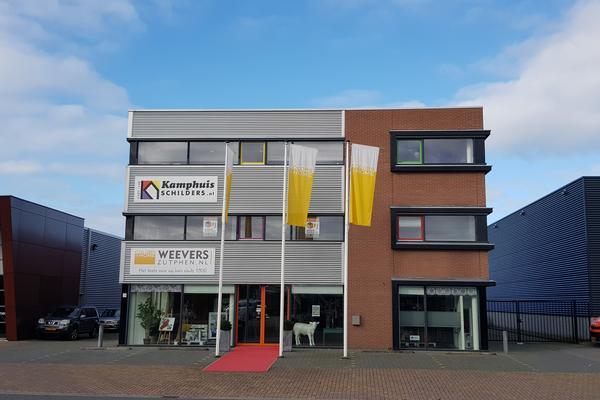Jutlandsestraat 1 in Zutphen 7202 CB