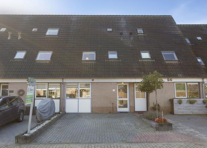 Rousseaustate 36 in Ede 6716 SH