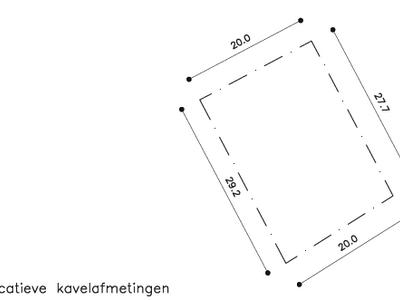 Weidebos Kavel 10 in Helden 5988 BN